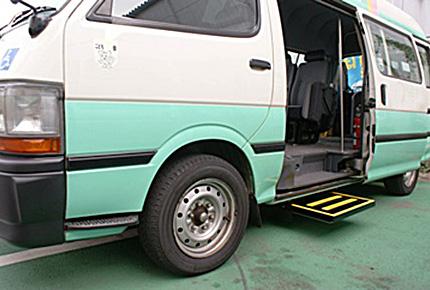 ハイエース(100系)2WD